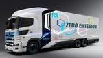Brennstoffzellen-Lkw mit 600 km Reichweite