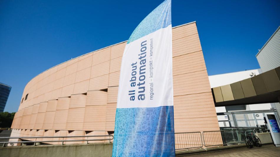 Der Veranstaltungsort der All About Automation in Essen