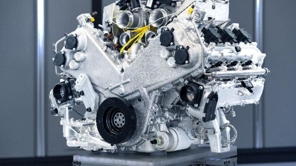Der von Aston Martin eigenentwickelte 3,0-Liter-V6 wird sein Debüt im Valhalla 2022 geben.