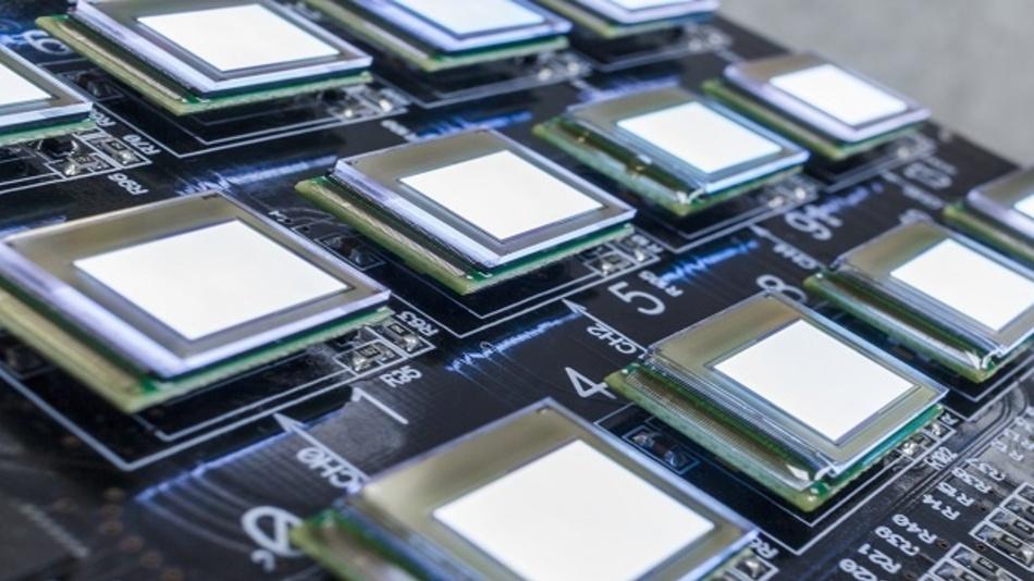 Von Service- und Dienstleistungszentren bevorratete Komponenten für elektronische Displays helfen, Lieferengpässe zu vermeiden.