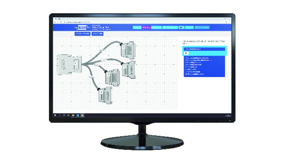 Zurzeit sind etwa 500 Steckverbinder sowie 400 Leiter- und Kabelarten in der Bibliothek des Cable Design Tools eingepflegt, sodass sich kundenspezifische Kabelassemblierungen schnell realisieren lassen.