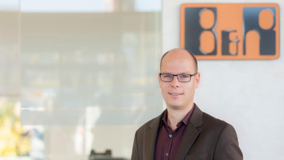 Stefan Schönegger, B&R: »Durch die Partnerschaft mit TTTech Industrial kann B&R jetzt als erstes Unternehmen ein komplettes OPC-UA-over-TSN-Produktportfolio für die industrielle Automatisierung anbieten.«