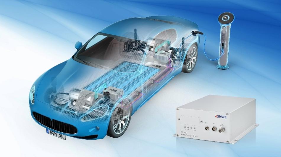 Die Smart Charging Solution ist eine Komplettlösung für die Entwicklung und den Test von Technologien für das intelligente Laden.