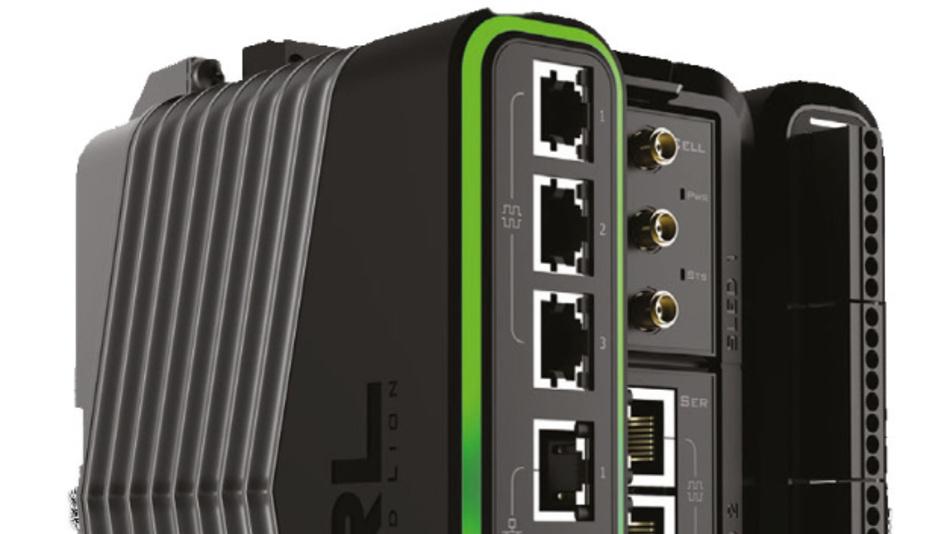 In zertifizierten, robusten Gehäusen stecken die Module des Edge-Automatisierungssystems »FlexEdge« von Red Lion Controls.