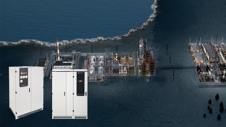 Eine Kombination von Protect 8 USV und Protect RCS-Batterieladegleichrichtern hat sich bei der Sicherung der Stromversorgung für kritische industrielle Anwendungen in rauen Umgebungen bewährt.
