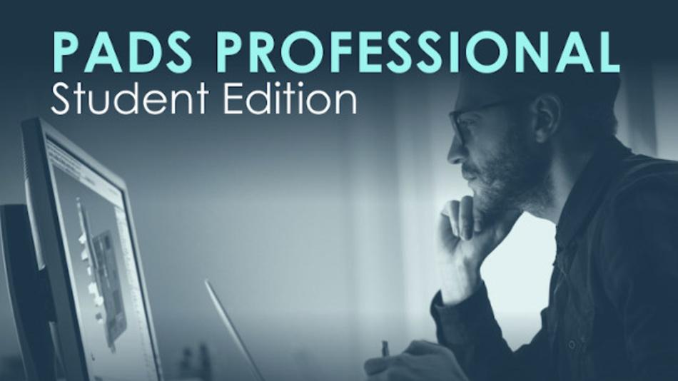 Kostenlose 12-Monats-Lizenz: Student Edition des CAD-Programms PADS Professional Design Suite (Version 2.7) für Elektronikdesign und -analyse.