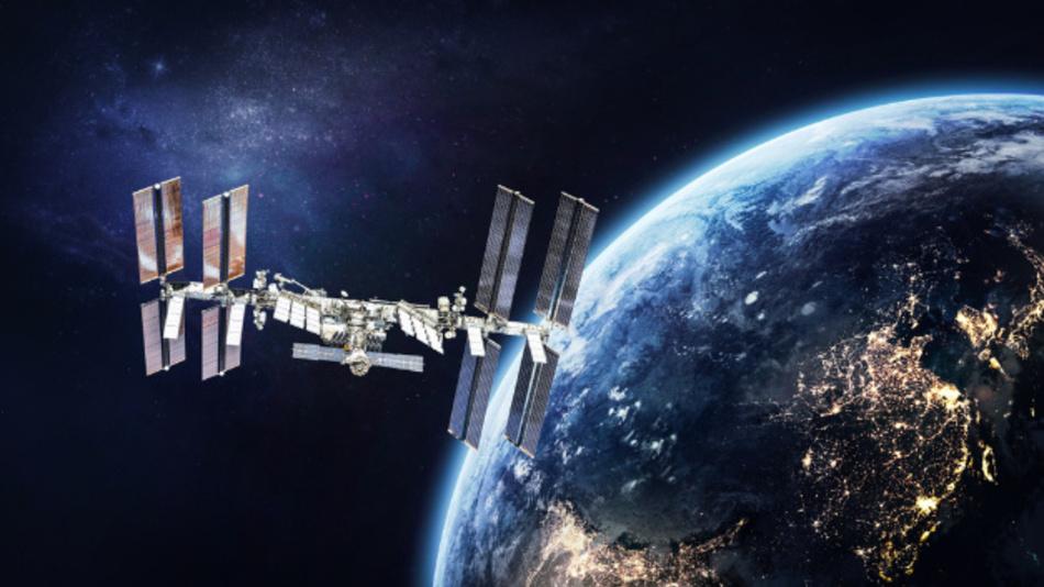 Die internationale Raumstation ist wohl derzeit einer der sichersten Orte.
