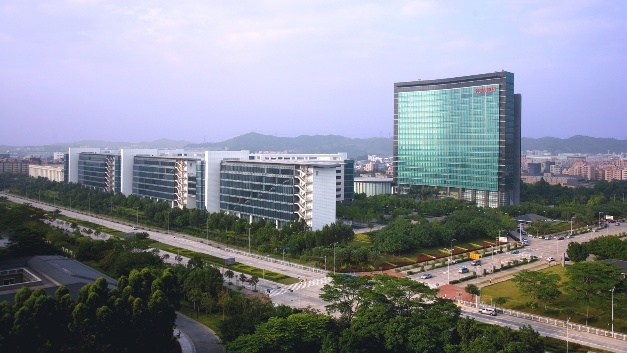 Huawei Headquarter in Shenzen.