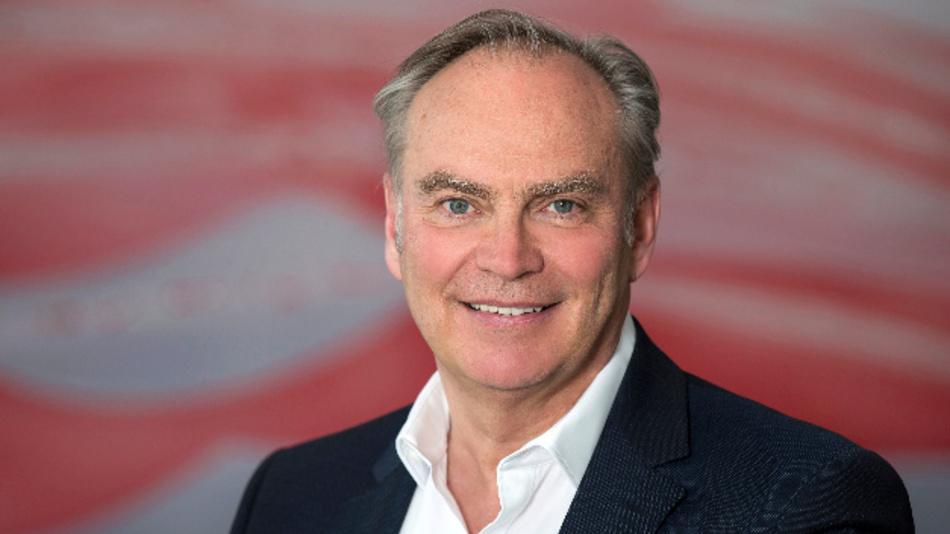 Neu im Vorstand von Stemmer Imaging: Uwe Kemm