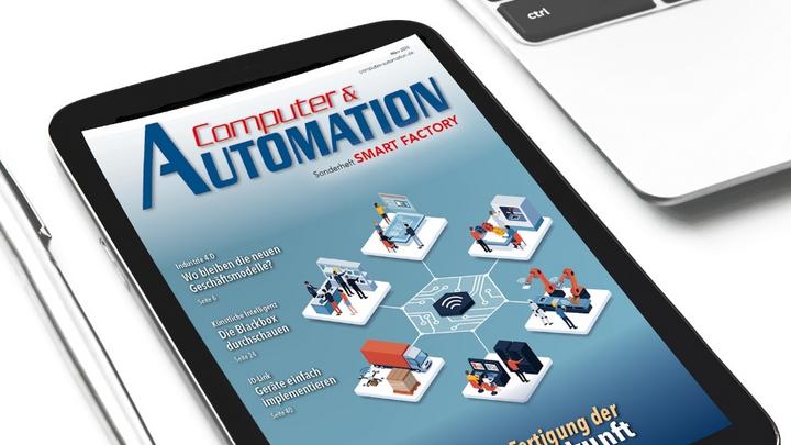 Das neue E-Paper Smart Factory