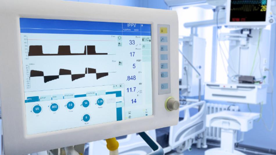 Komponenten für Medizintechnik werden für die Zeit der Corona-Pandemie bei Analog Devices priorisiert.