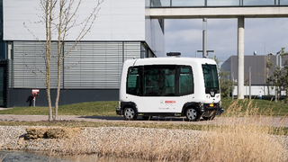 Das Projekt 3F unter Leitung von Bosch stellt Ergebnisse für automatisiertes Fahren im Niedergeschwindigkeitsbereich vor.