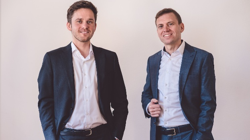Die Mindshyft-Gründer Philipp Langhanke (links) und Till Pape.