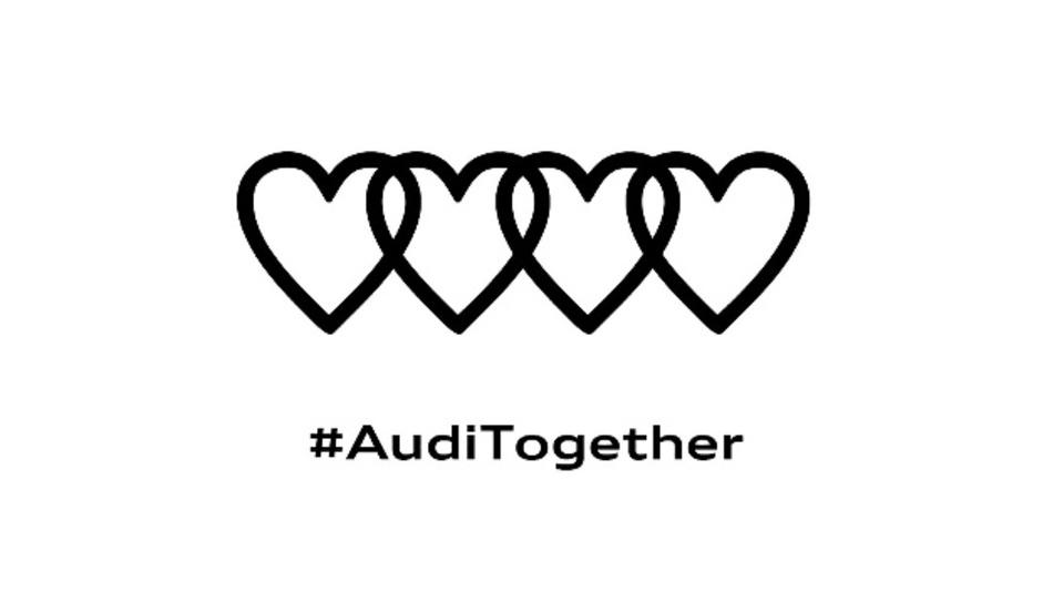 Audi stellt in der Corona-Krise fünf Millionen Euro bereit.