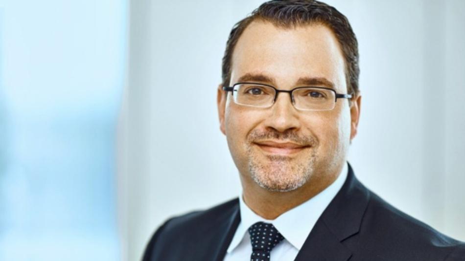 Personalvorstand Oliver Burkhard, Thyssenkrupp.