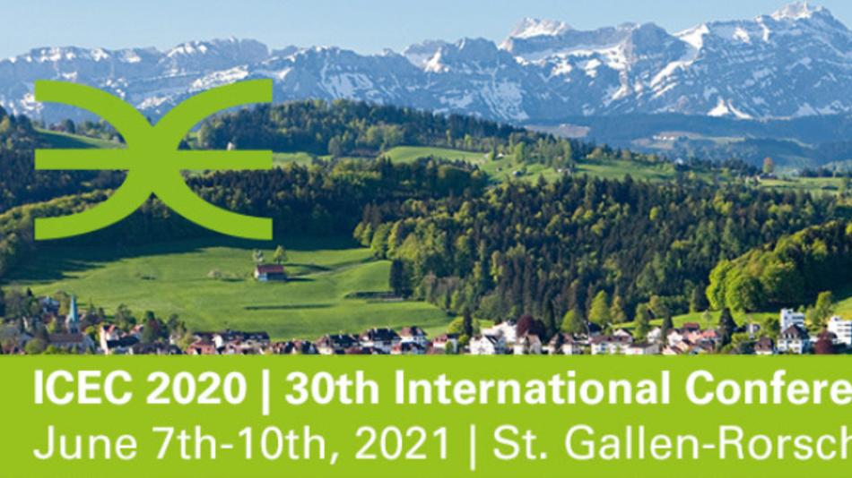 Neuer Termin für die Tagung ICEC2020