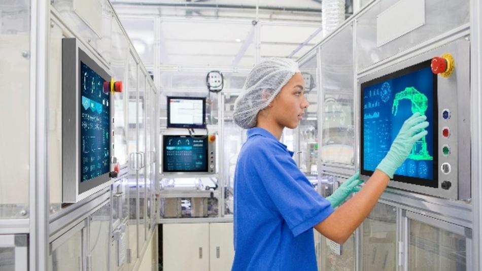 Komfortabel, sicher und geschützt sind Panel-PCs und LCDs aus der neuen Produktserie von TL Electronic.