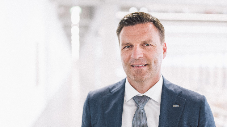 """Stefan Brandl, CEO der ebm-papst Gruppe: """"Wir tun alles in unserer Macht stehende, um  Produktionskapazitäten entsprechend anzupassen."""