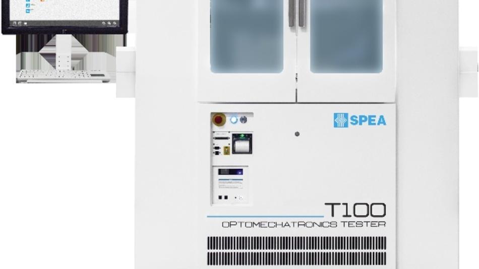 Der Tester ist frei programmierbar und kann für unterschiedlichste Produkte genutzt werden.