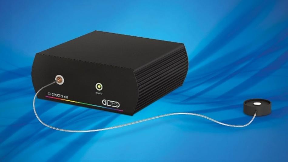 Das Spektralradiometer GL Spectis 4.0 UV von GL Optic ist für die schnelle Verifizierung von UV-Strahlung in der Produktionsumgebung sowie im Labor konzipiert.