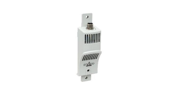 Die IO-Link-Version des Smart Sensors CSS 014 misst Temperatur und Luftfeuchte im Schaltschrank digital