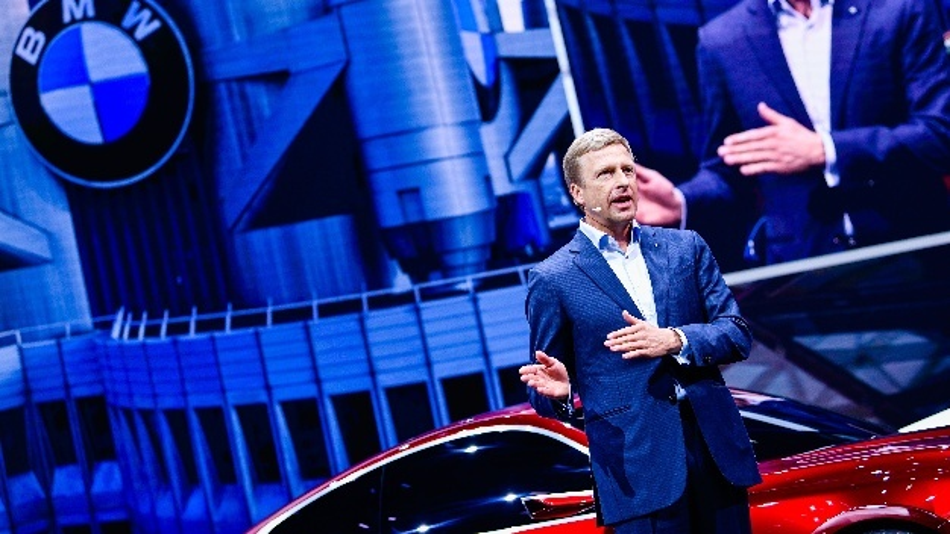 Oliver Zipse, Vorsitzender des Vorstands der BMW AG