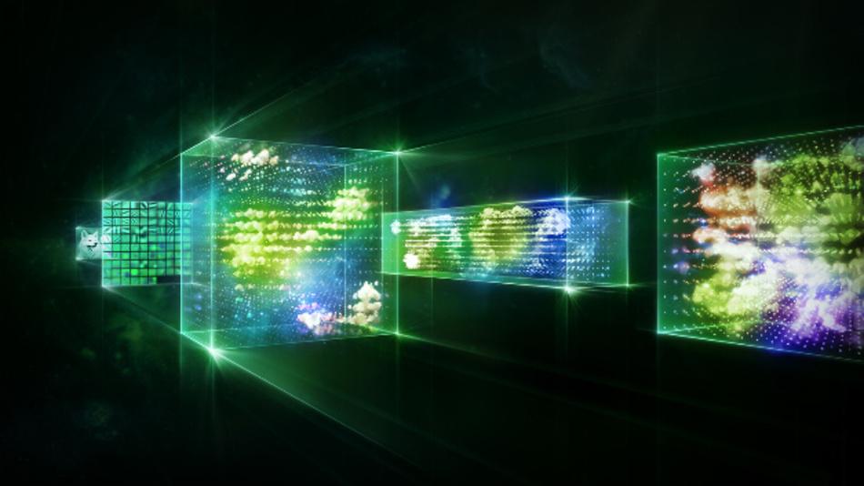 Deep Learning ist eine Methode des maschinellen Lernens, bei der neuronale Netze mit zahlreichen Zwischenschichten zwischen Ein- und Ausgabeschicht, die Lösung einer Aufgabe lernen.