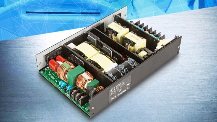600-W-Netzgeräte-Serie UCH600 von XP Power