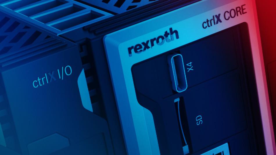 »ctrlx Core« bildet das Herzstück der Plattform »ctrlx Automation« von Bosch Rexroth.
