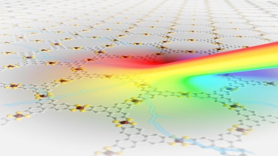 Ein Fotodetektor, der vollständig aus Schichten metallorganischer Gerüste aufgebaut ist, könnte sich als neuartiges Detekormaterial erweisen.