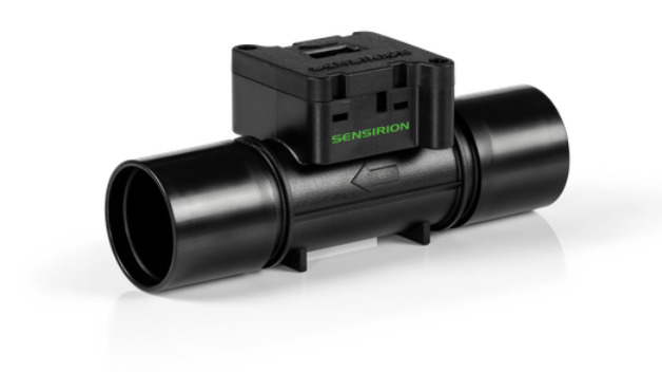Der digitale Durchflusssensor SFM3019 basiert auf einer eigenen CMOS-Fertigungstechnik. Als Sensormodul ist er nicht vollständig zertifiziert, basiert aber auf felderprobten Komponenten.