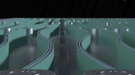 Animations-Darstellung MEMS-Schallwandler