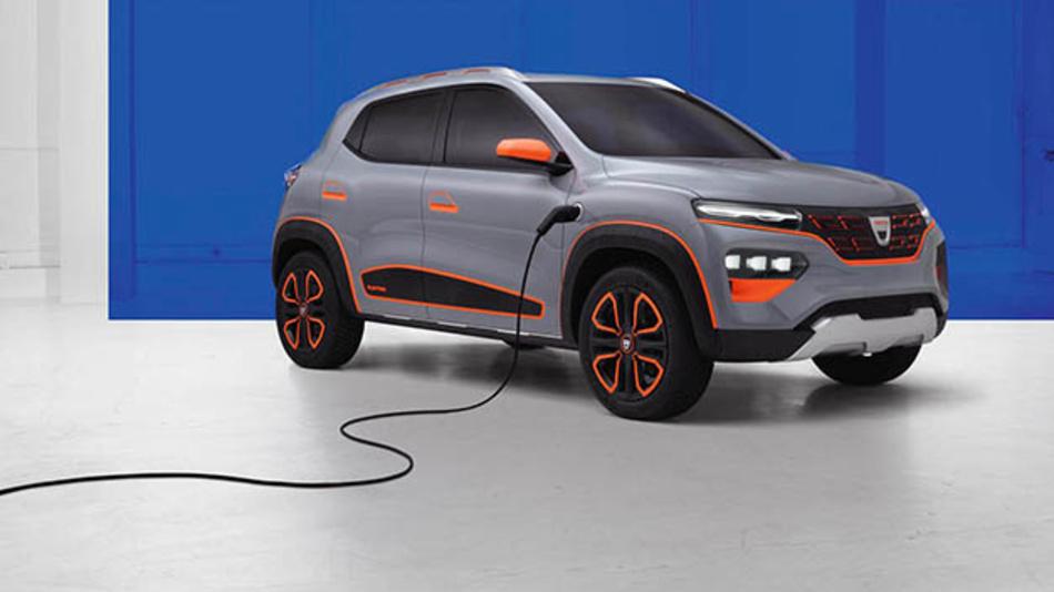 Renaults Elektroautos aus China sollen in Europa auf Basis des Dacia verkauft werden.