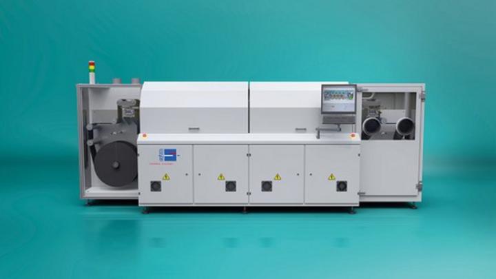 Bei der Herstellung von Lithium-Ionen-Batterien ist die Trocknung der Elektroden ein wichtiger Fertigungsschritt.