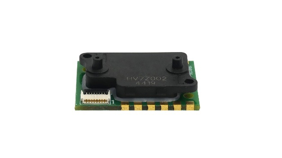 Die 2-in-1-Differenzdrucksensoren der LHD-Serie von First Sensor erfassen Drücke von 0 bis 5000 Pa.