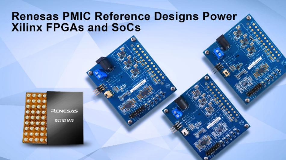 Benutzerfreundliche Referenzdesigns mit ISL91211AIK und ISL91211BIK PMICs in BGA-Gehäusen beschleunigen die Markteinführung von Industrie- und Computing-Anwendungen.