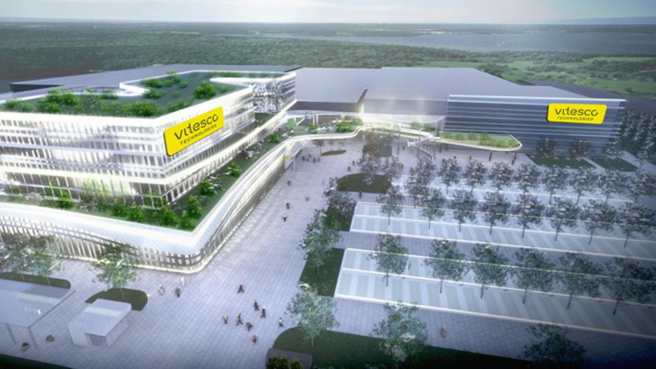 Vitesco Technologies wird in Tianjin ein Forschungs- und Entwicklungszentrum (F&E) für emissionsfreie Antriebstechnologien errichten.