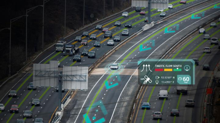 Here liefert Verkehrsdaten in Echtzeit.