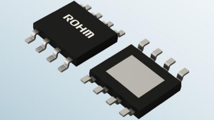Die BD783xxEFJ-M-Serie ist gemäß AEC-Q100 qualifiziert und unterstützt eine maximale Betriebstemperatur von 105 °C. Der Einsatz eines Leistungselektronikgehäuses reduziert die Wärmeentwicklung bei hohen Lautstärken.