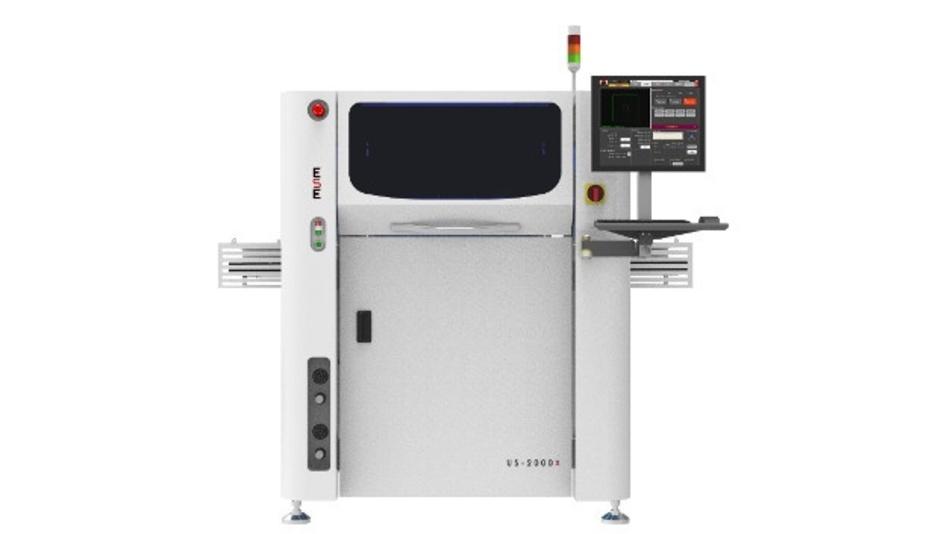 Der Schablonendrucker 2000XQ von ESE.
