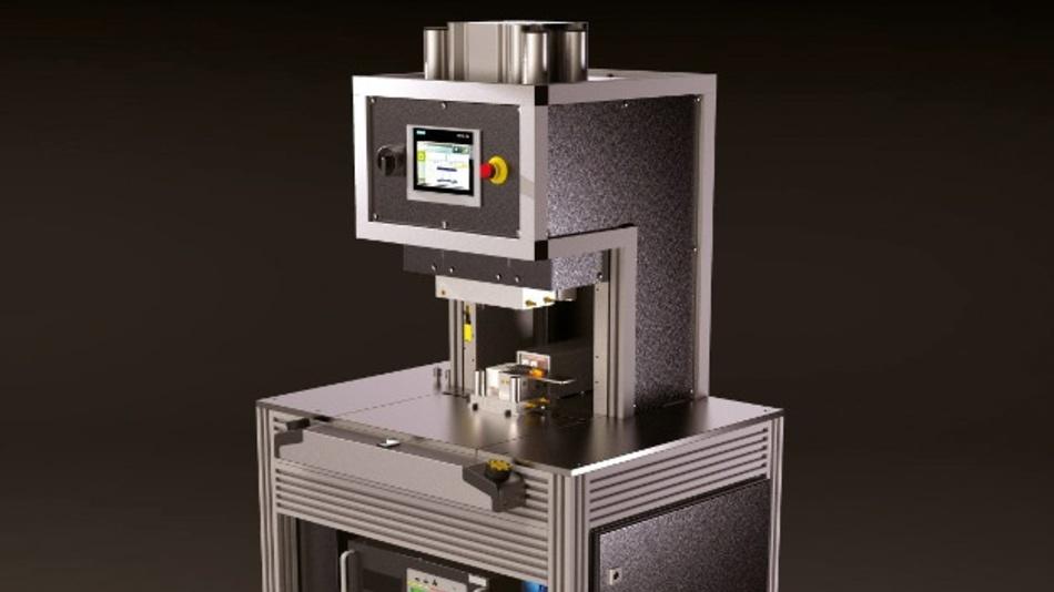 OptiMel Schmelzgußtechnik hat ein System entwickelt, das Induktion in die LPM-Maschinen integriert und dort dichte Metall-Kunststoffverbindungen erzeugt.
