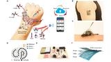 Caltech, Wei Gao, e-Skin