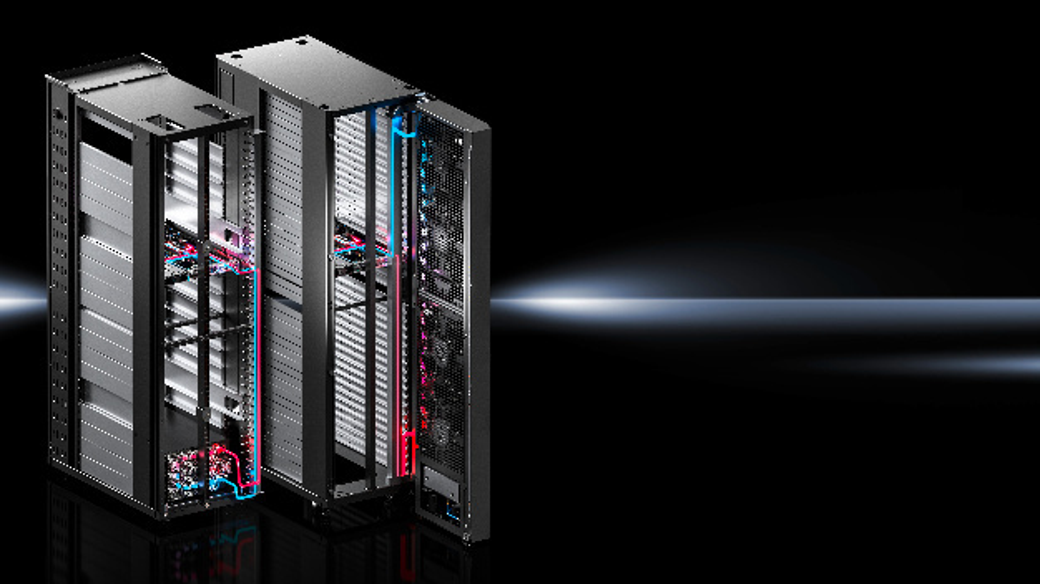 Kühlsystem »Rittal HPC Cooled-by-ZutaCore«