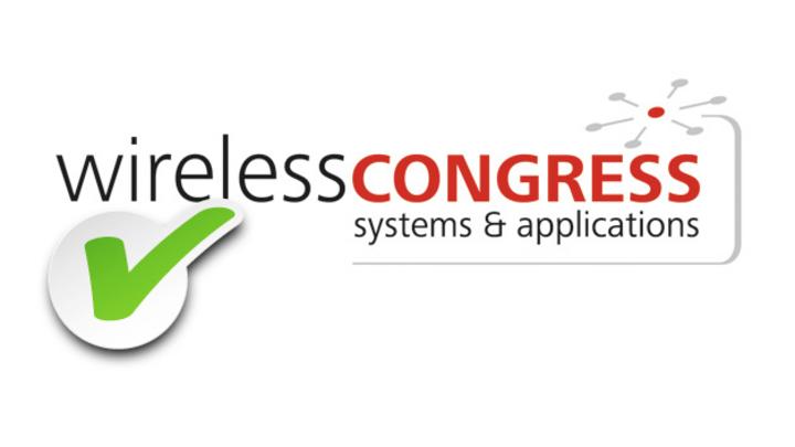 Logo Wireless Congress mit OK-Haken
