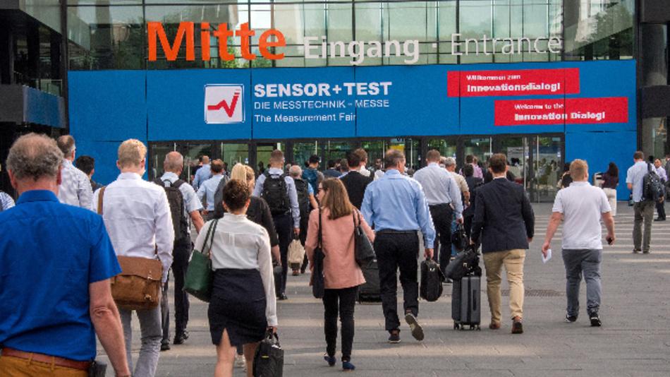 Auch die Sensor+Test 2020 wurde abgesagt.