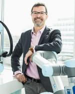 Helmut Schmid, Geschäftsführer Universal Robots (Germany) GmbH & Regional Sales Director West- und Nordeuropa
