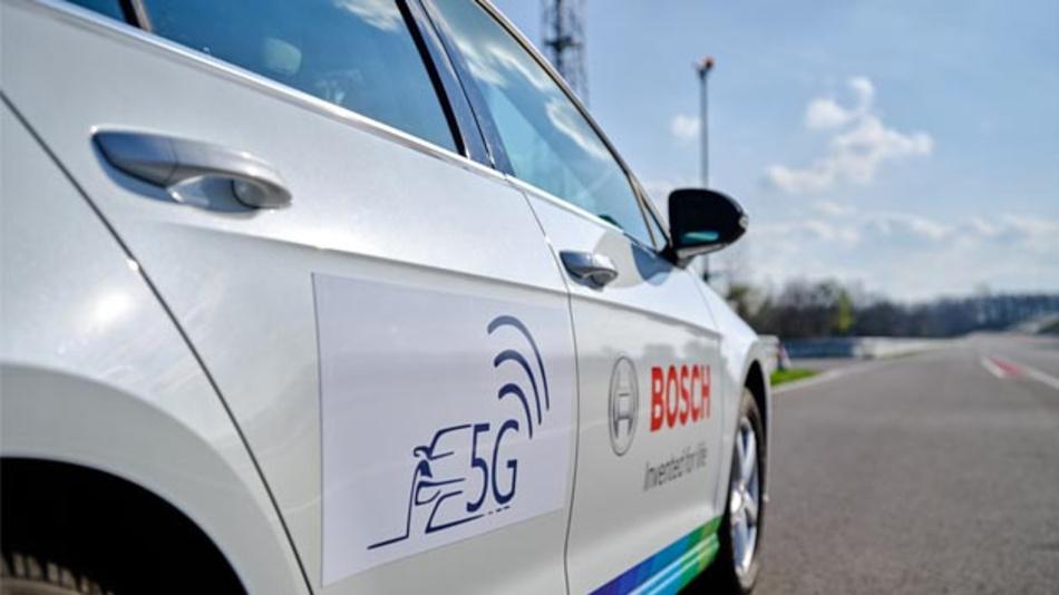 Das Projekt 5G NetMobil entwickelt Grundlagen für innovative Verkehrskonzepte