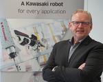 Carsten Stumpf, Vice President Kawasaki Robotics Deutschland
