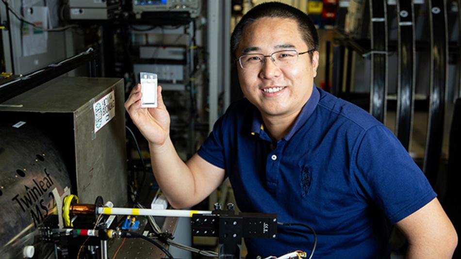 Zustand von Lithium-Ionen-Akkus kann mit der neuen Methode via Atommagnetometrie sehr einfach gemessen werden.