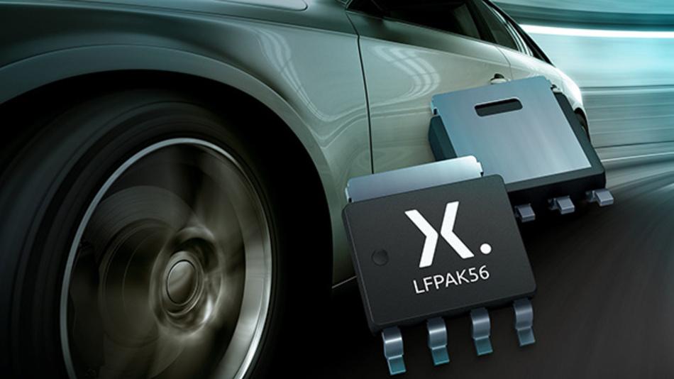 Aufgrund der hohen Nachfrage gibt es ab sofort auch automotive-zertifizierte P-Kanal-Mosfets von Nexperia.